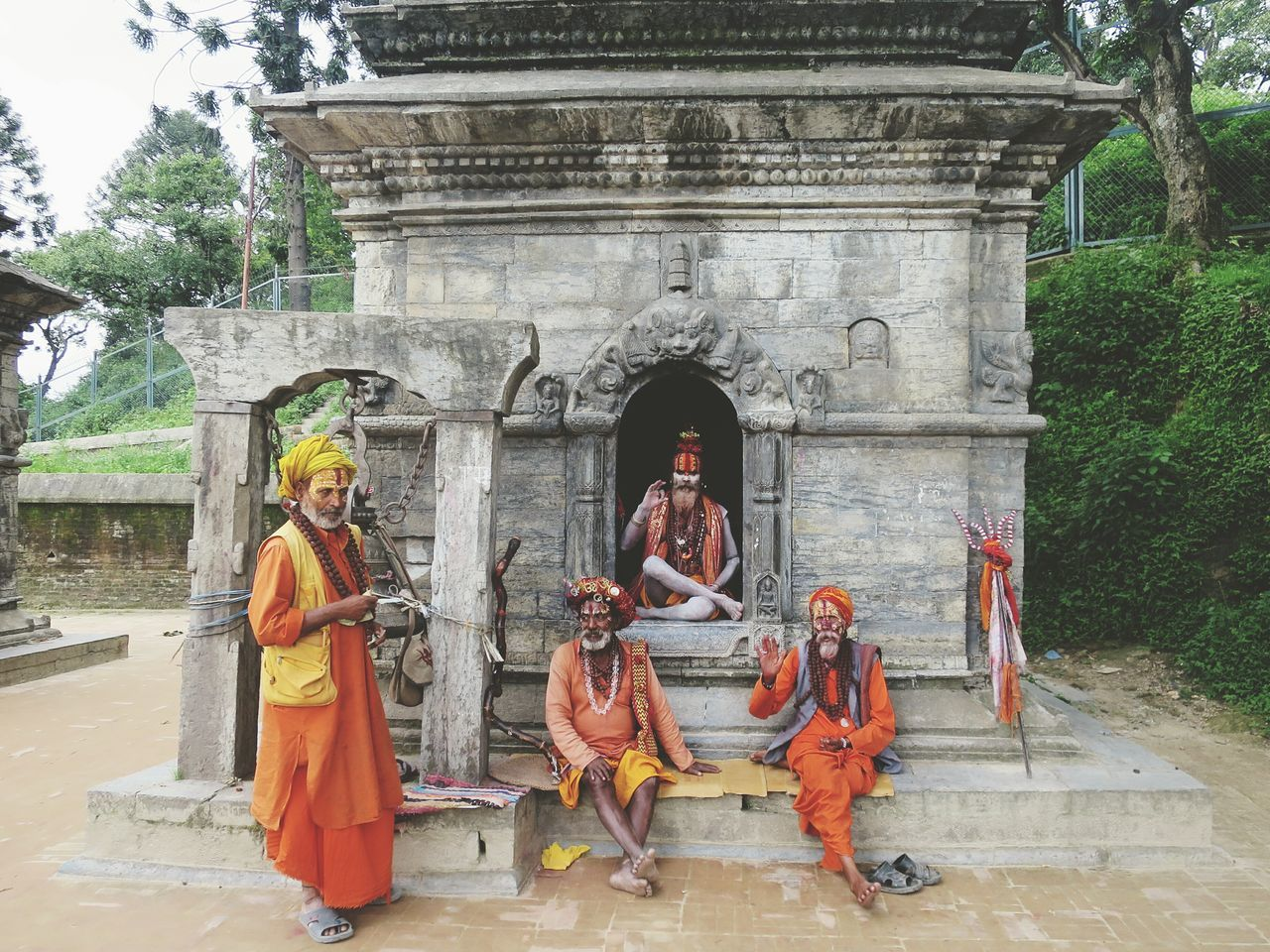 Cultures Traditional Clothing Outdoors Real People Tradition Religion Architecture Men Day People Full Length Nepal Nepali Culture Nepali Way Nepalipeople😊 Pashupatinath Pashupatinath Temple Pashupatinathtemple Pashupati Kathmanduvalley Kathmandu Valley EyeEmNewHere