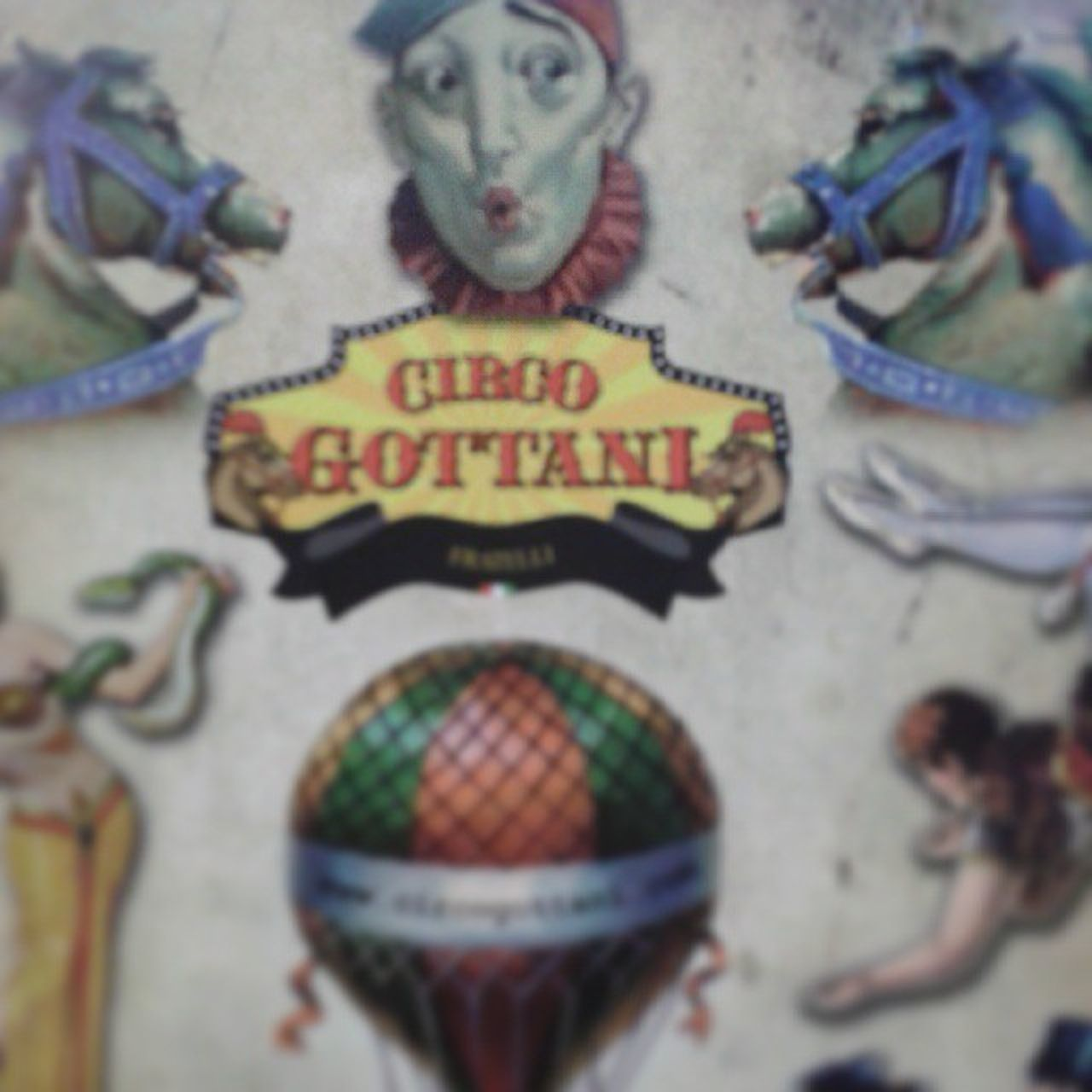047 365 Circo Payaso