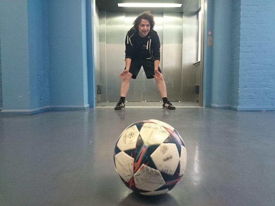 Beautiful stock photos of players, Ball, Caucasian Ethnicity, Corridor, Elevator