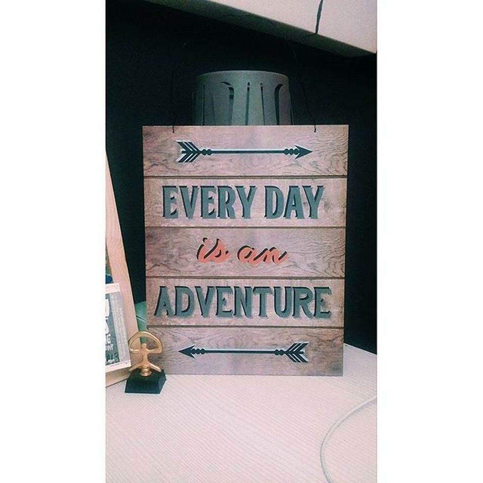 Empieza una gran semana 😀❗ Staypositive Everydayisanadventure Intothewild Changes