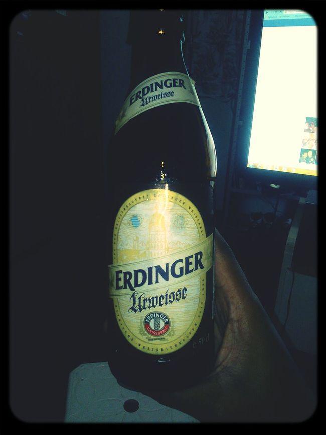 pra começar bem a tarde de sábado Keep Calm And Drink Weissbier