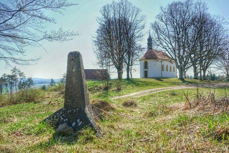 War Church Chapel Bavaria Oberpfalz Auerbach Grafenwoehr