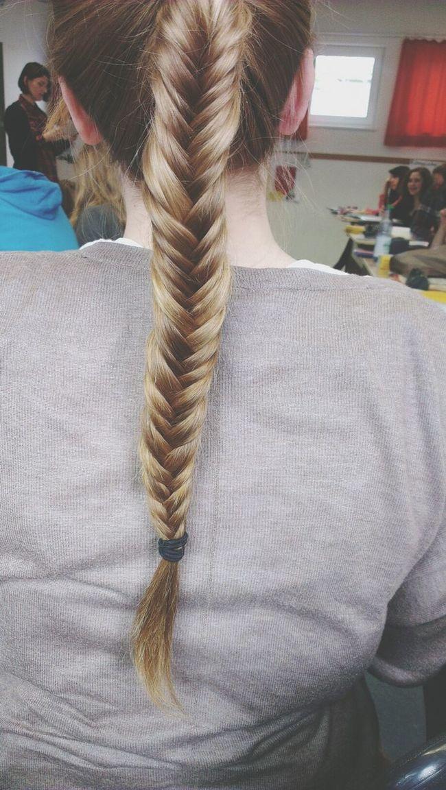 Long Hair At School Bestriend!♡ Enjoying Life