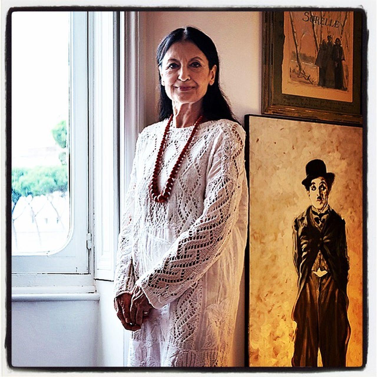 Carla Fracci, 📷 in 2014. Super natural beauty