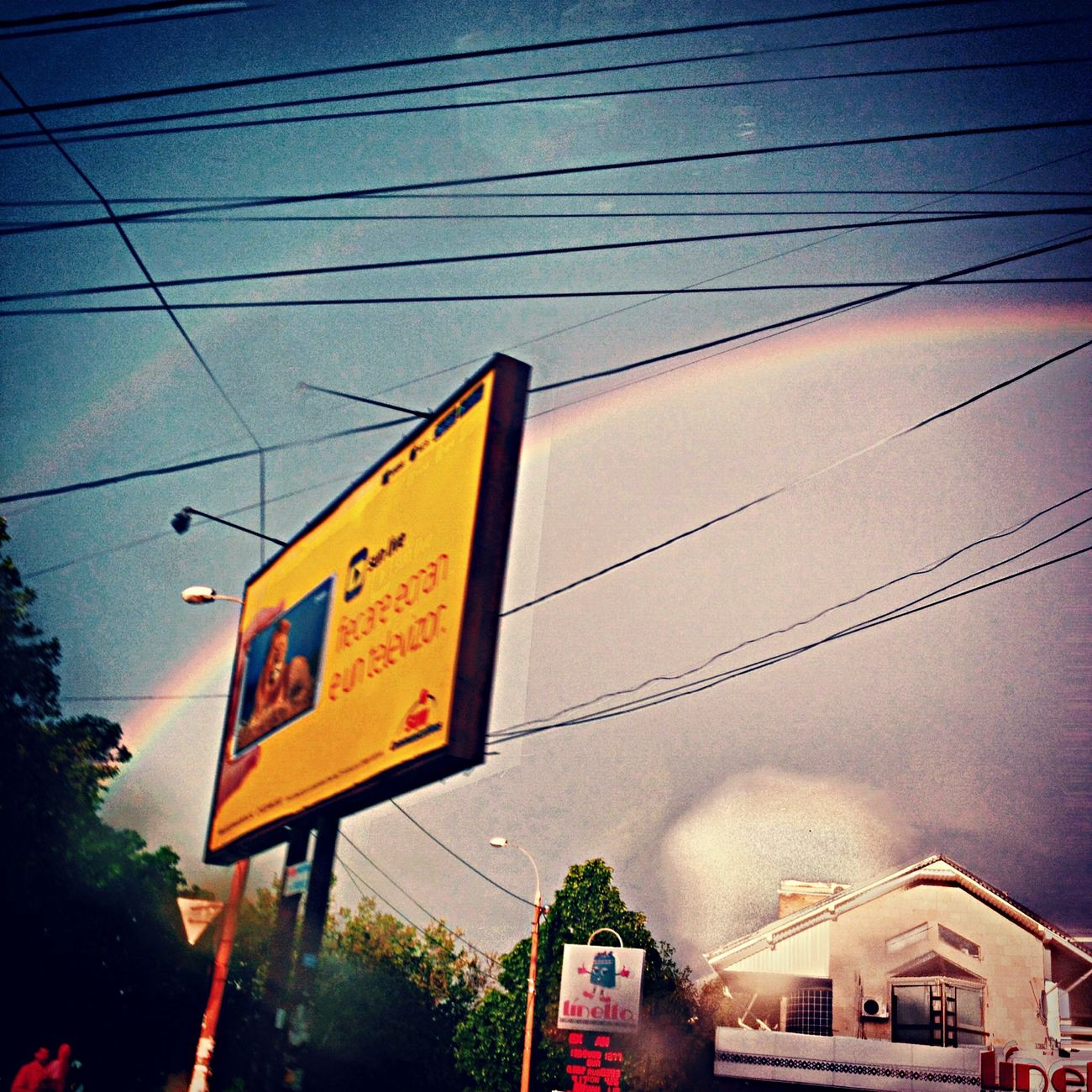 Rainy Days Duble Rainbows