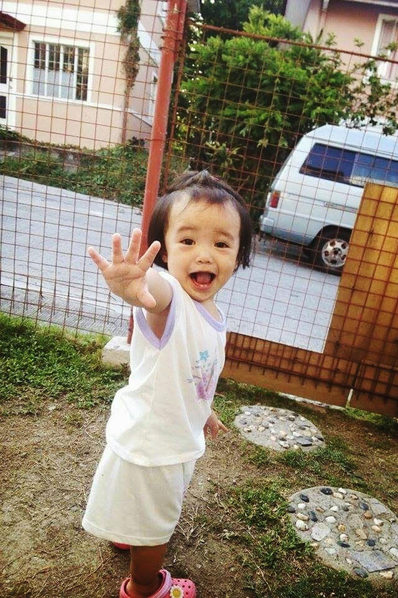 Happy Parents Happy Kiddo :)  Taking Photos Enjoying Life EyeEm Best Shots Cheese! Hello World