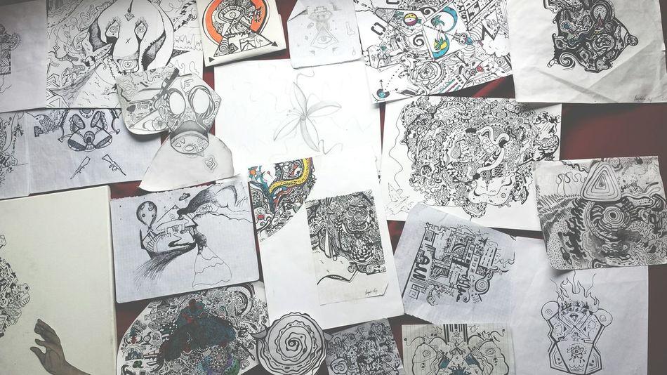 Benjiart Art, Drawing, Creativity Sharpieart First Eyeem Photo ArtWork Getting Creative