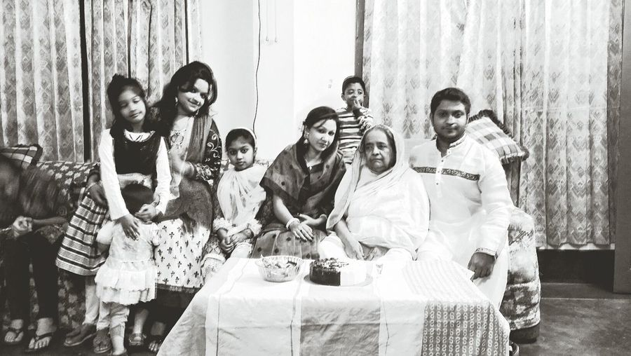 Birthday party of Shadhona...