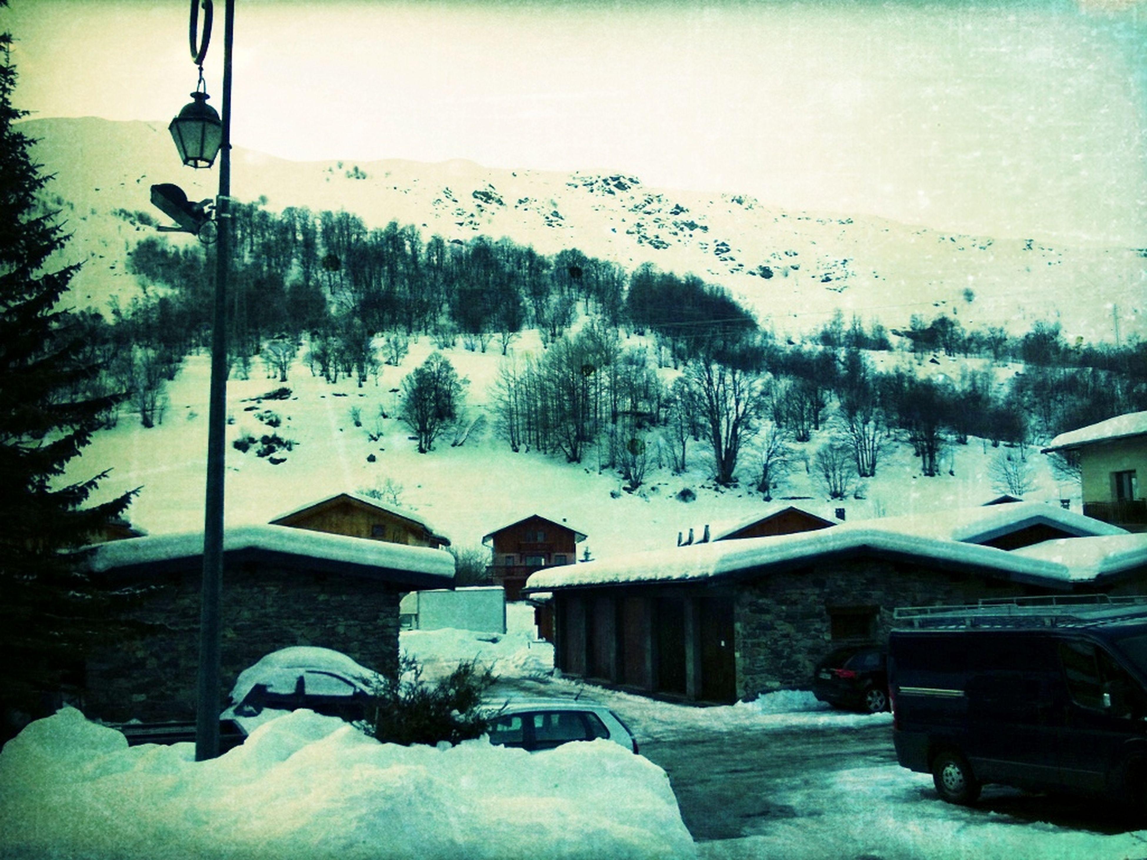 Semaine Ski. Yeaaaaah!