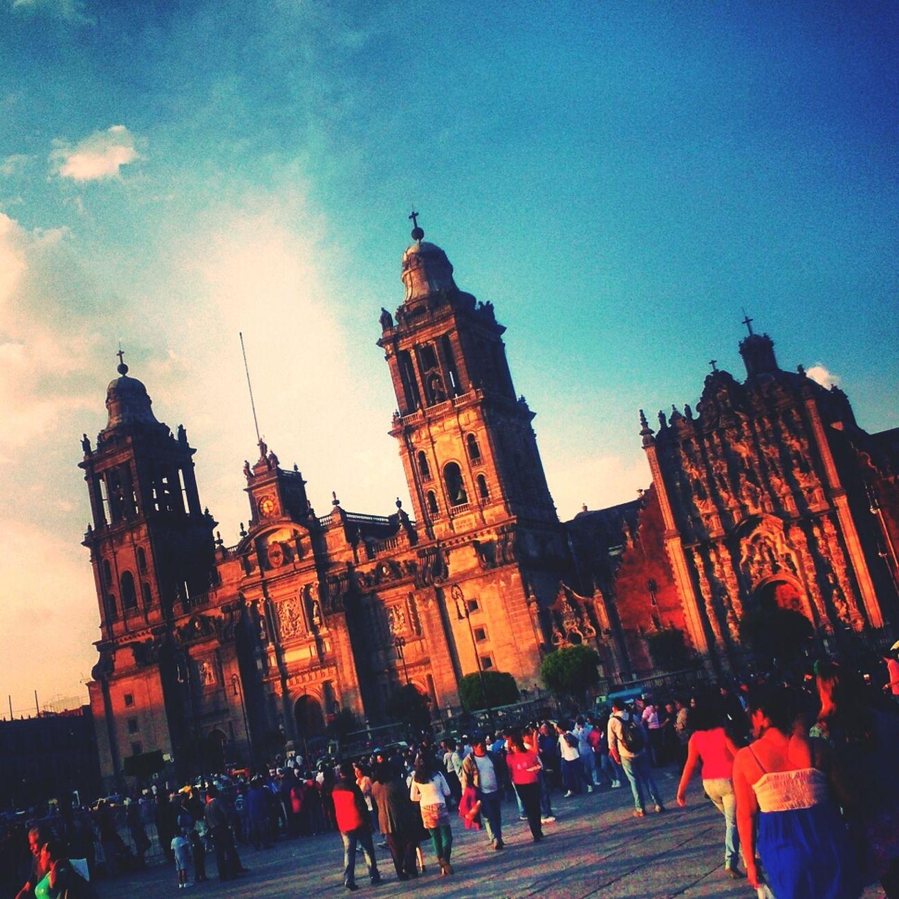 Architecture Photo Mexico De Mis Amores El Cielo Y La Tierra