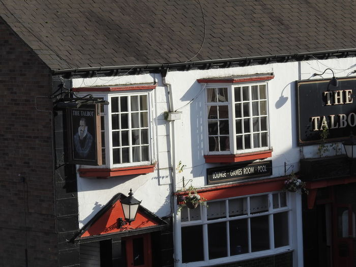 British Builiding Pub Architecture Building Exterior Built Structure Day No People Old Outdoors Vintage\ White Window Perspectives On Nature Postcode Postcards