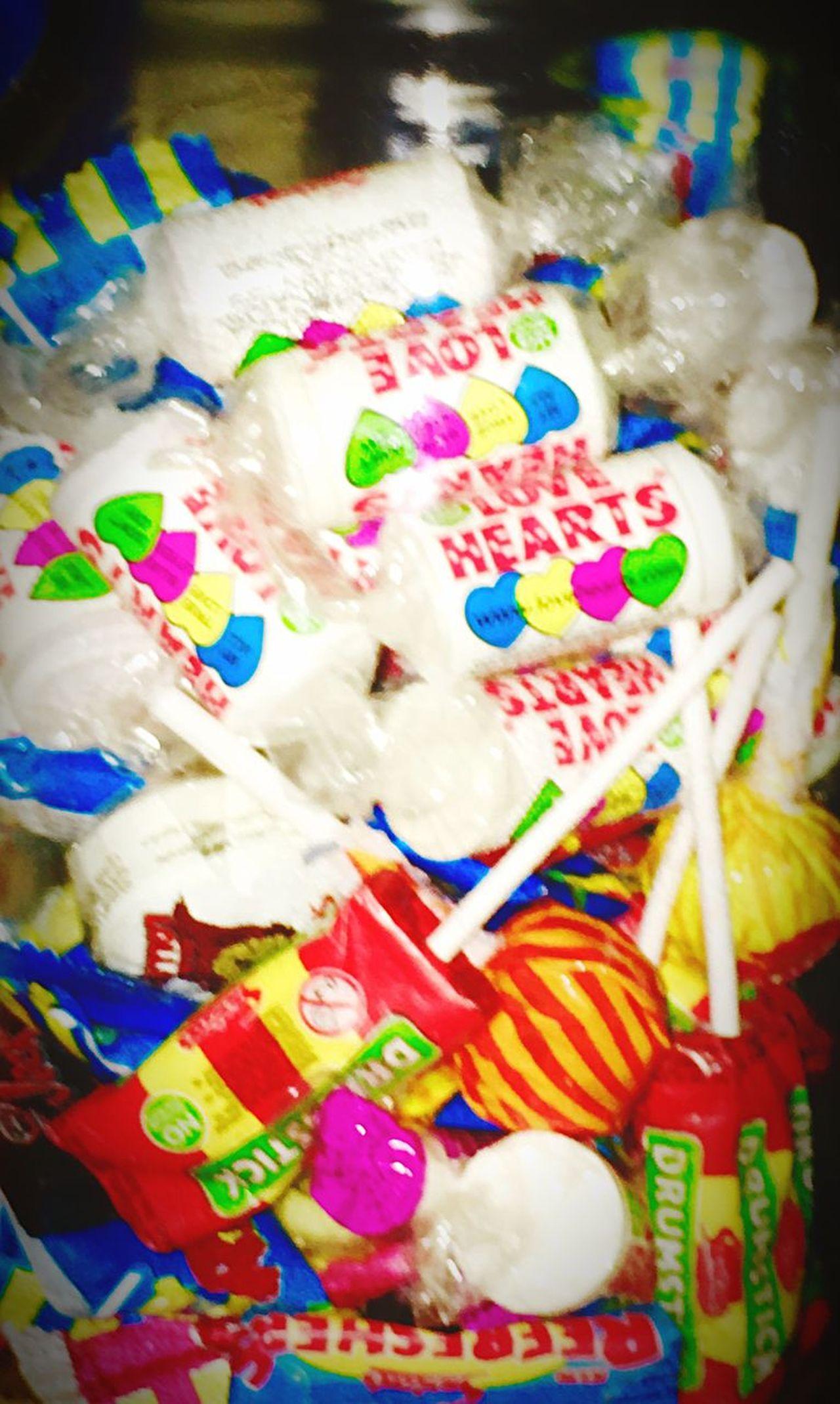 Messedupjournal Recycle Refreshers Lovehearts Sweeties Jars