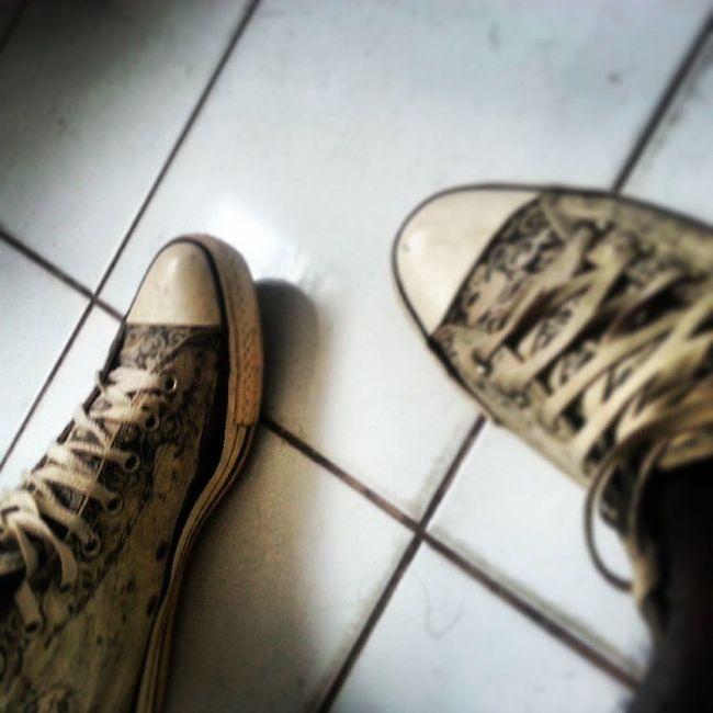 My oldest converse pair. But they rock Converse Vintage Oldschool Scottyzepplin shoes footwear