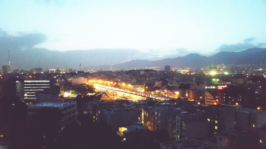 PhonePhotography My City At Night