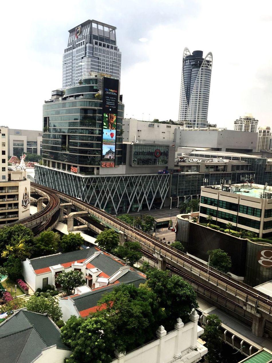 Central World Bkk Thailand At Amarin Plaza (อัมรินทร์ พลาซ่า)