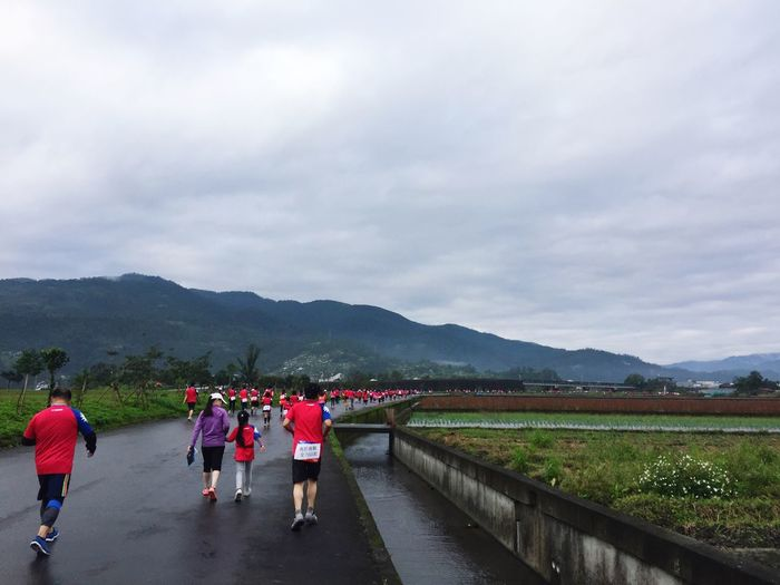 Maratea Women Men Runners EyeEm Taiwan