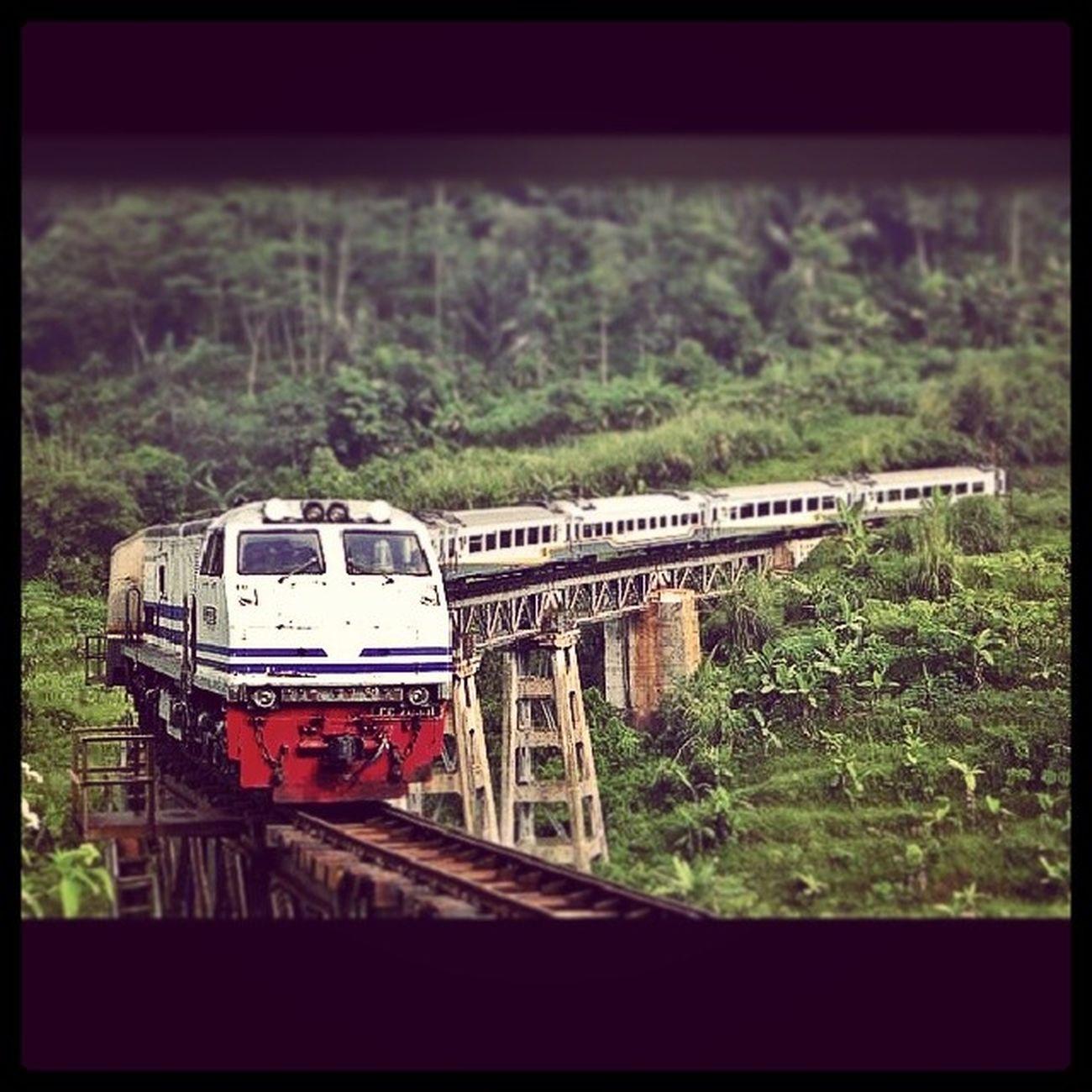 Happy birthday KA argo wilis, kereta yang selalu mengantarkan saya ke bandung Ppkadaop8 Railfans Daop8 Surabaya indonesia