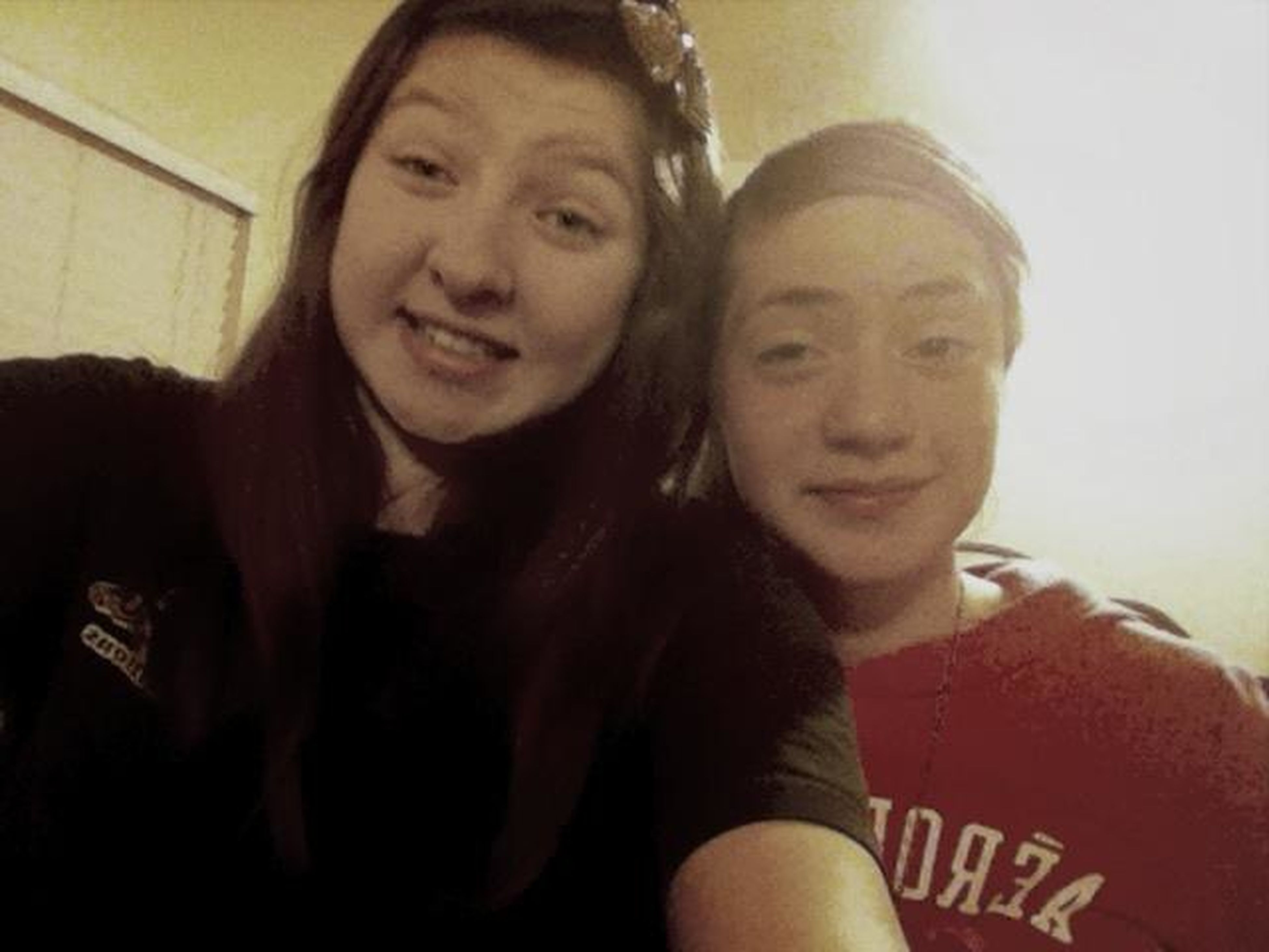 Hanging Out With My Cousin!<3