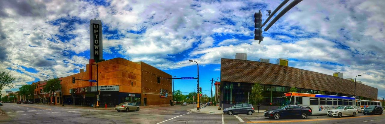 UptownMPLS Hennepin Ave Cityscapes Walker Library Urbanscape Urban Photography Urban Landscape Minneapolis Architecture Sky And Clouds