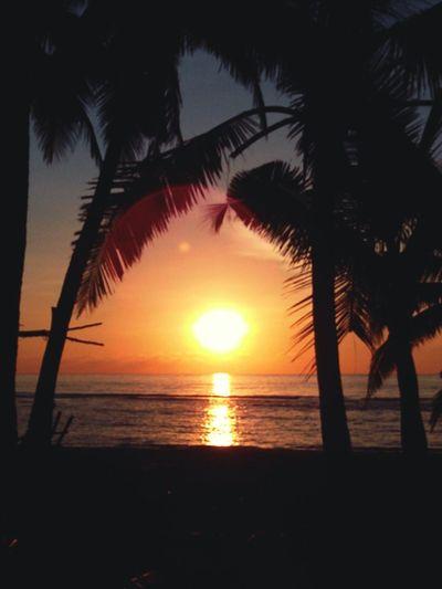 Sunset Jehovahscreation