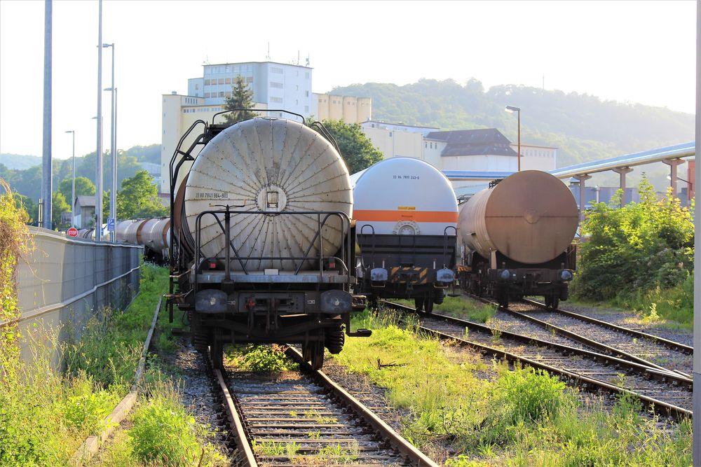 An image of a tank train Freight Transportation Gas Locomotive Locomotives Mode Of Transport Public Transportation Rail Transportation Railroad Track Shunting Yard Steam Train Tank Train Train - Vehicle Transportation
