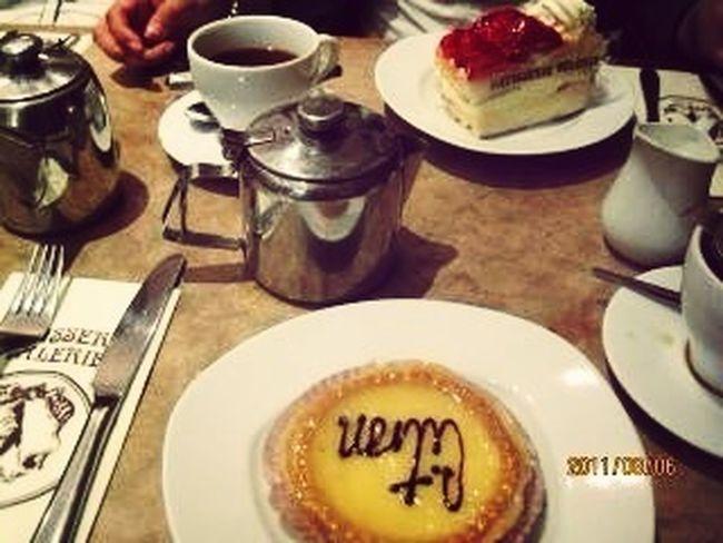 Lovely Memory In London For 泰子