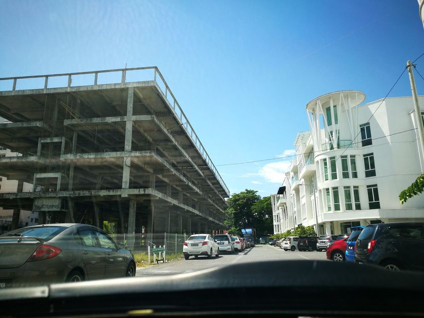 Car Architecture Built Structure Building Exterior Day Land Vehicle Transportation People Outdoors Sky Tree City Adult