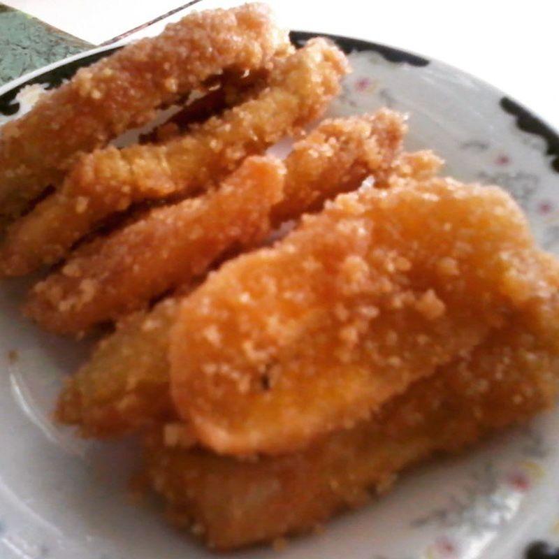 Banana-q ♡♡♡ Filipino Food Merienda Sweet