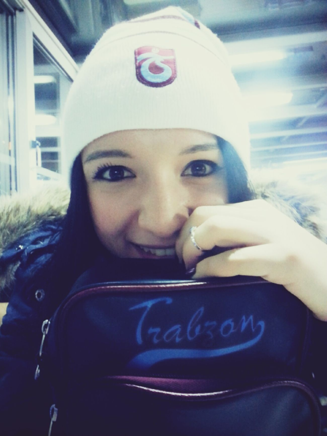 Bana her gün Trabzonspor ???? Trabzonspor Bordomavi Mylife Arma Love MyDarling  şapkam <3