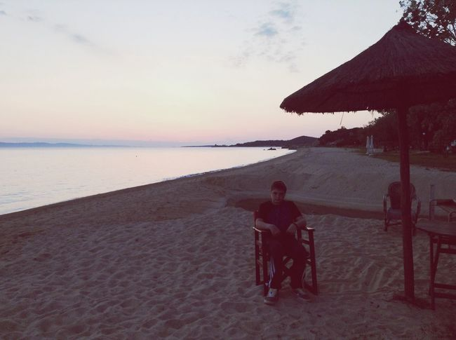 Sea Beach Toroni Greece ?