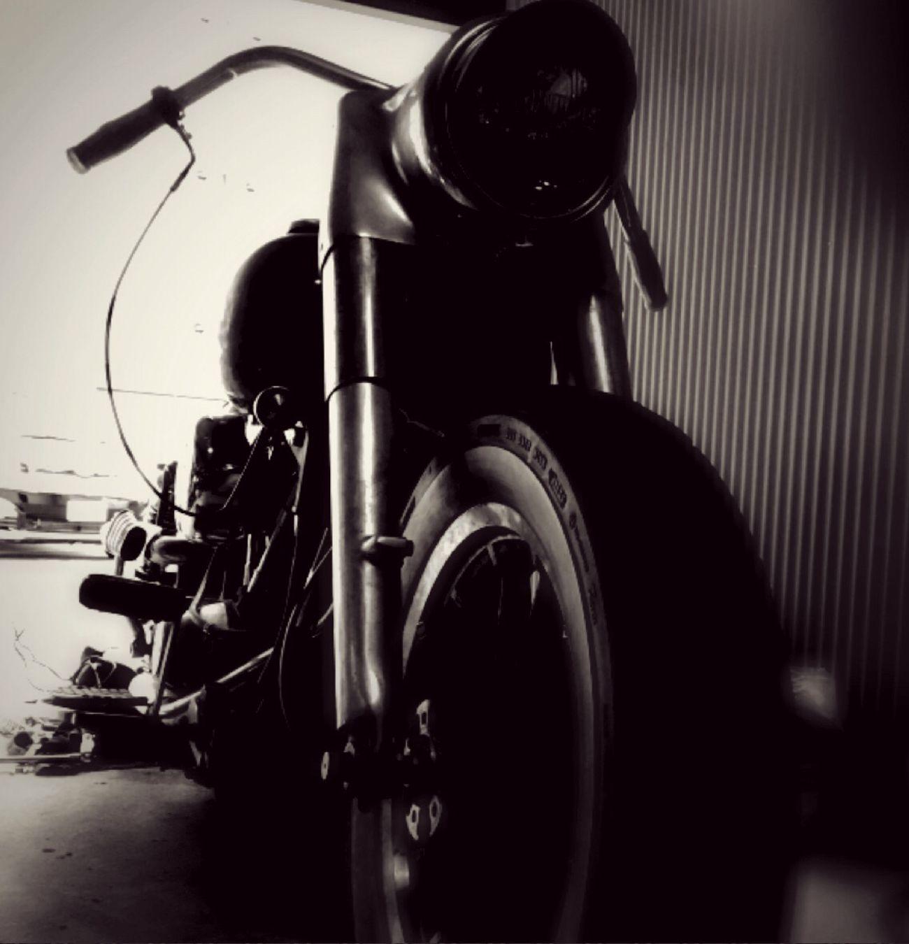 Harleydavidson Shovelhead Flh