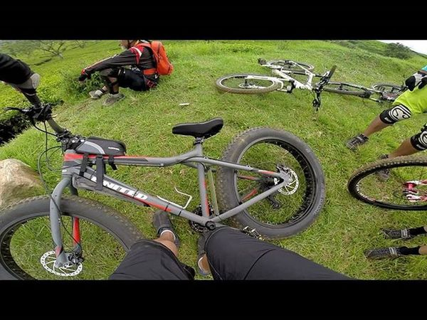 Bycicle Fatbike Fatbikeworld Downhill Val  2016 Gopro Gopro3plus Goproblackedition Goproeverything Gopro4life Goprooftheday Gopromoment 😚