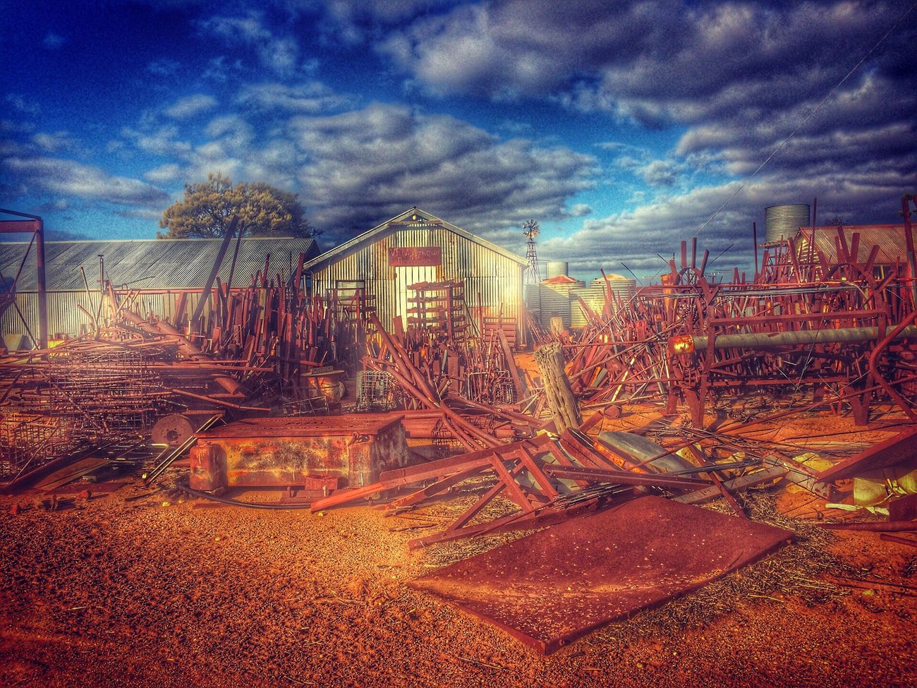 Streamzoofamily Rebels_united Hdr_Collection Flaming_rust Hdr Edit Check This Out Melbourne