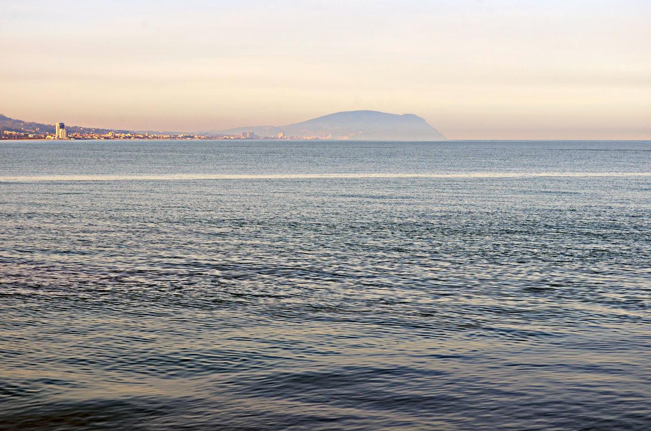Adriatic Coast Adriatic Sea Adriatico Beauty In Nature Civitanova Marche Conero Day Horizon Over Water Nature No People Outdoors Scenics Sea Sky Sunset Tranquil Scene Water
