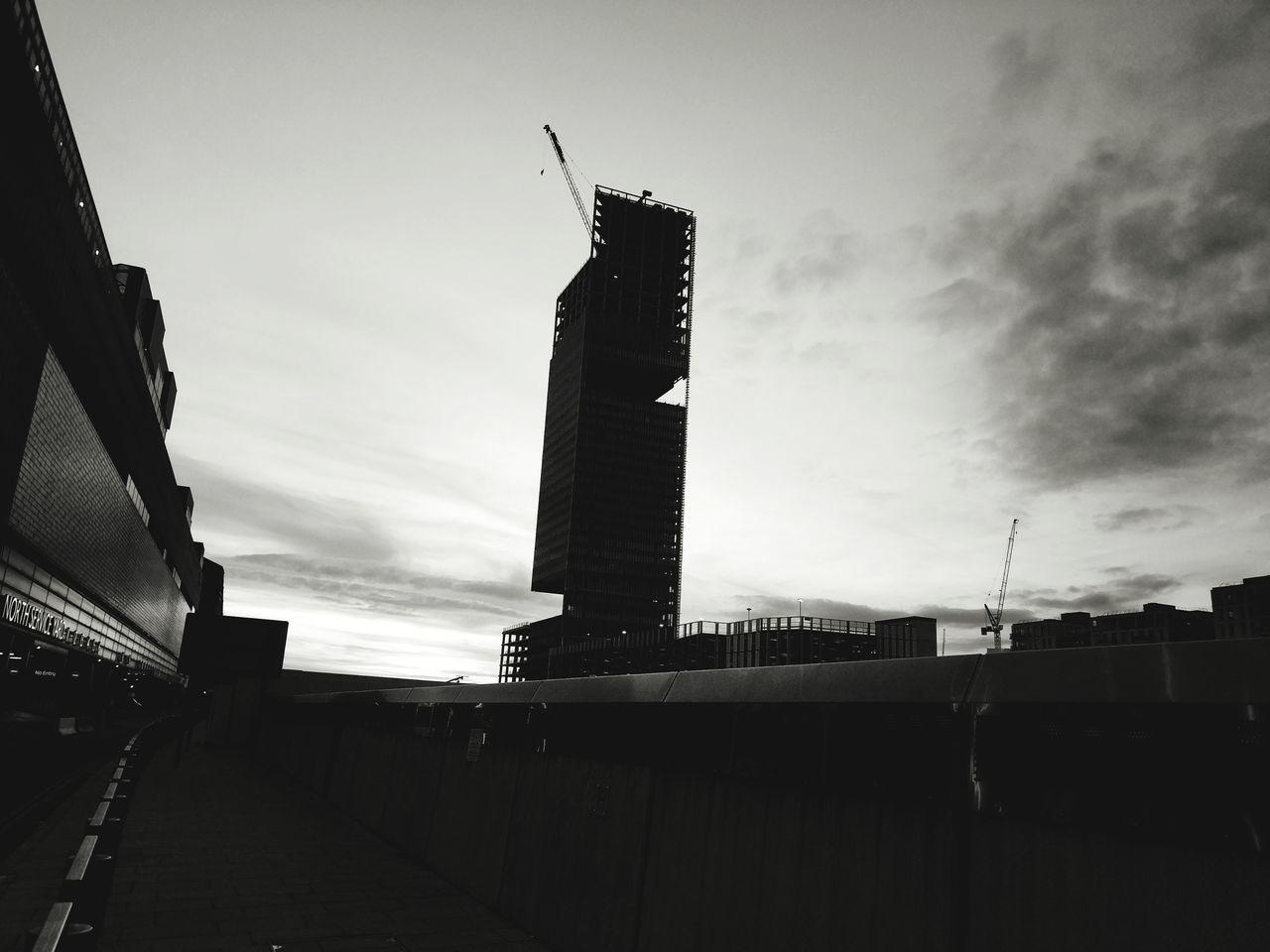 Architecture Building Exterior Cityscape Skyscraper Urban Skyline Black & White Blackandwhite