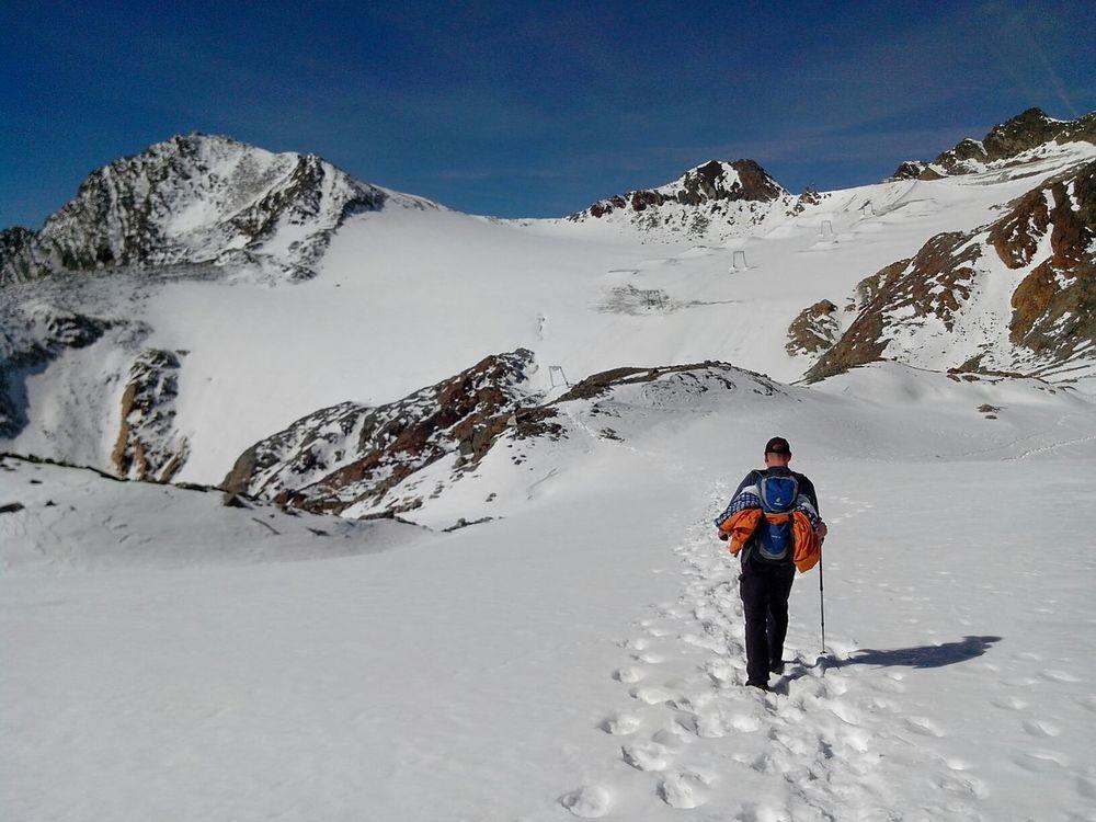 EyeEm Best Shots EyeEm Best Shots - Landscape Trekking Stubai Glacier