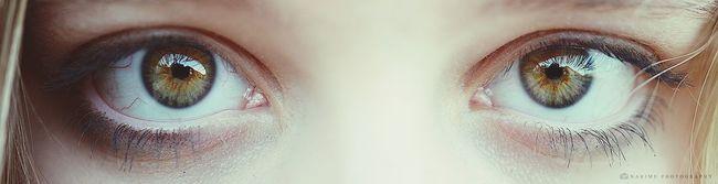 Eyes Rainbow Iris Macro Face Me Myself Eye Narime Minimalism