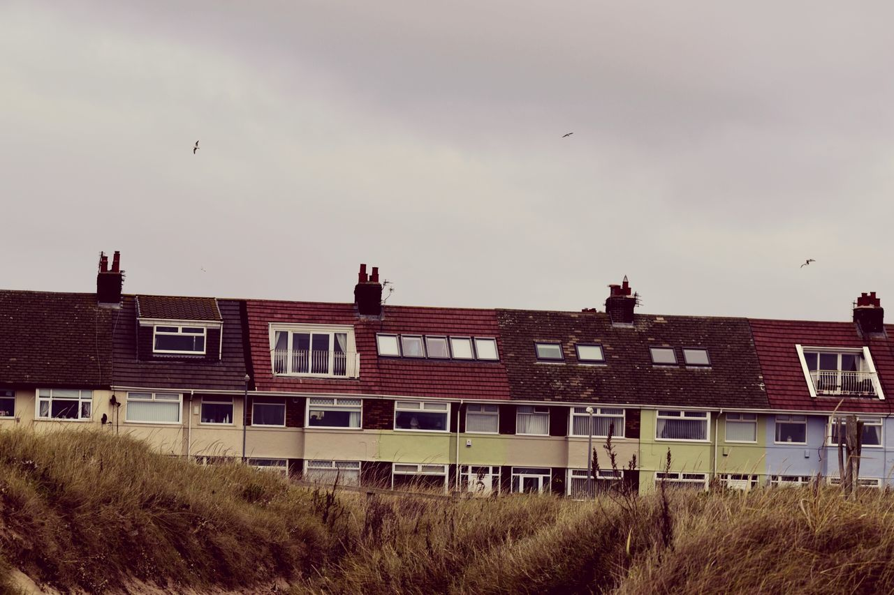Beach Houses  Outdoors Architecture Crosby Beach Liverpool Taking Photos Digital Photography Landscape