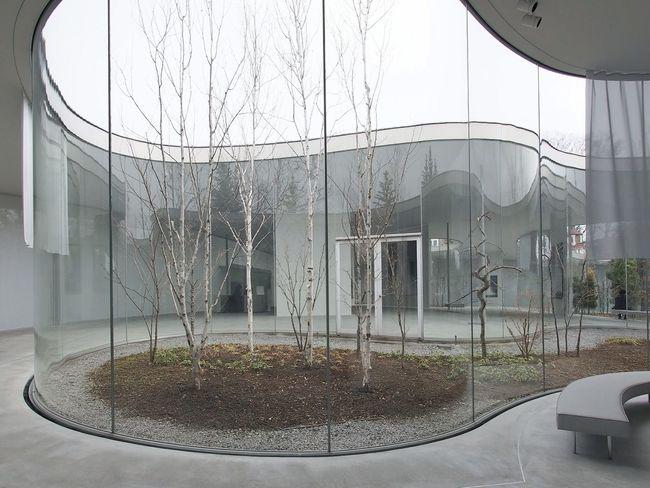 Architecture Reflection Museum RyueNishizawa
