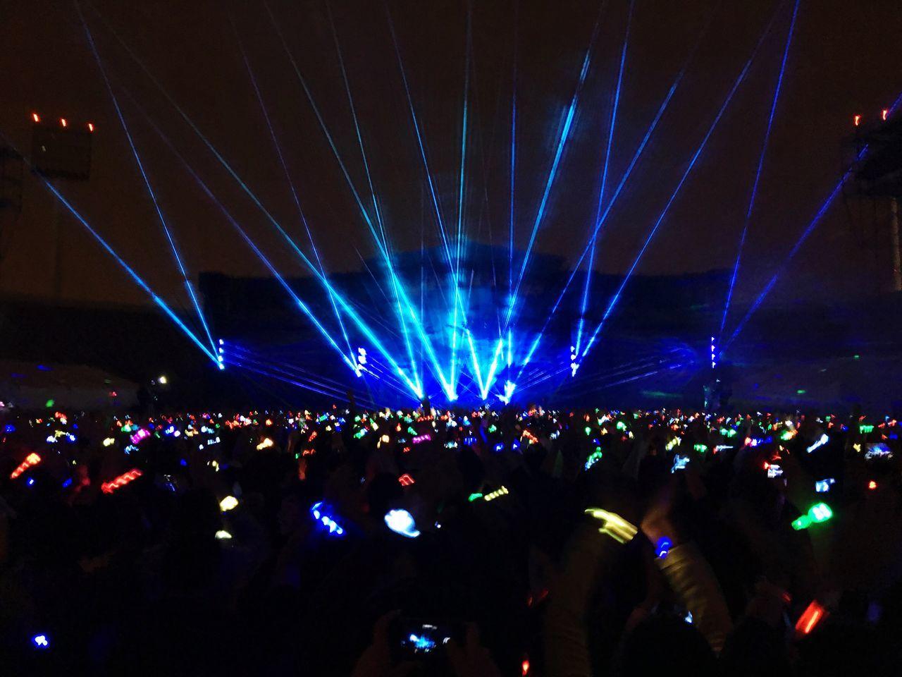 EyeEmNewHere Coldplay Concert  Music Nightphotography