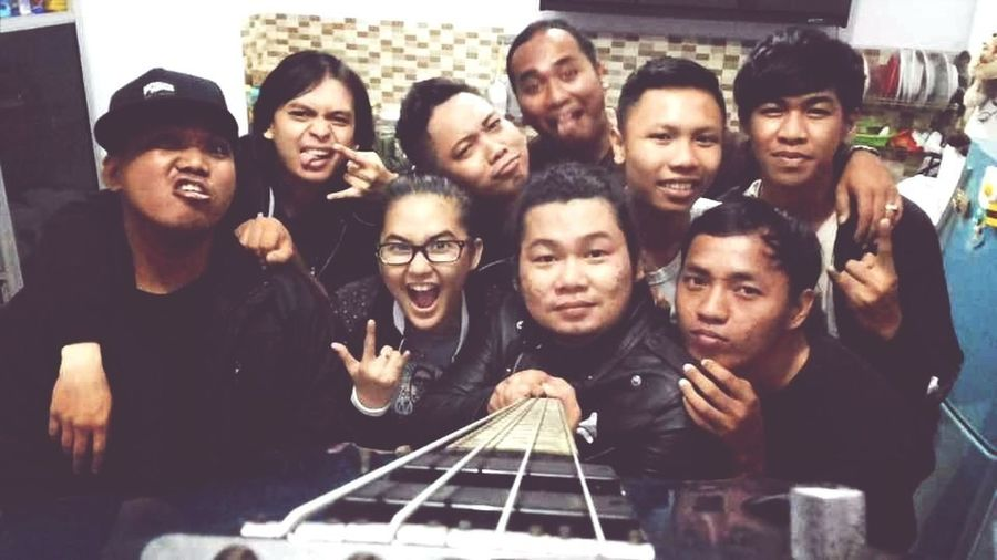 this is our Self Portrait with A&R Studio Balikpapan INDONESIA
