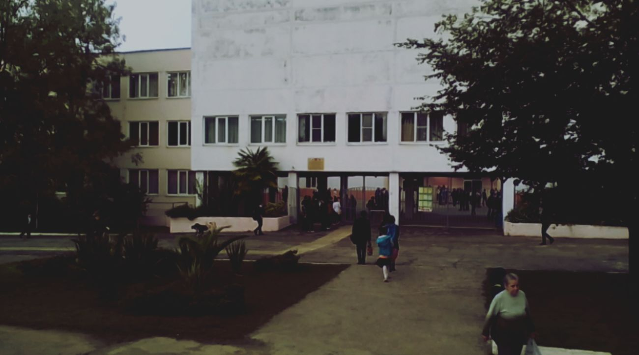 I Hate this School Sochi Russia