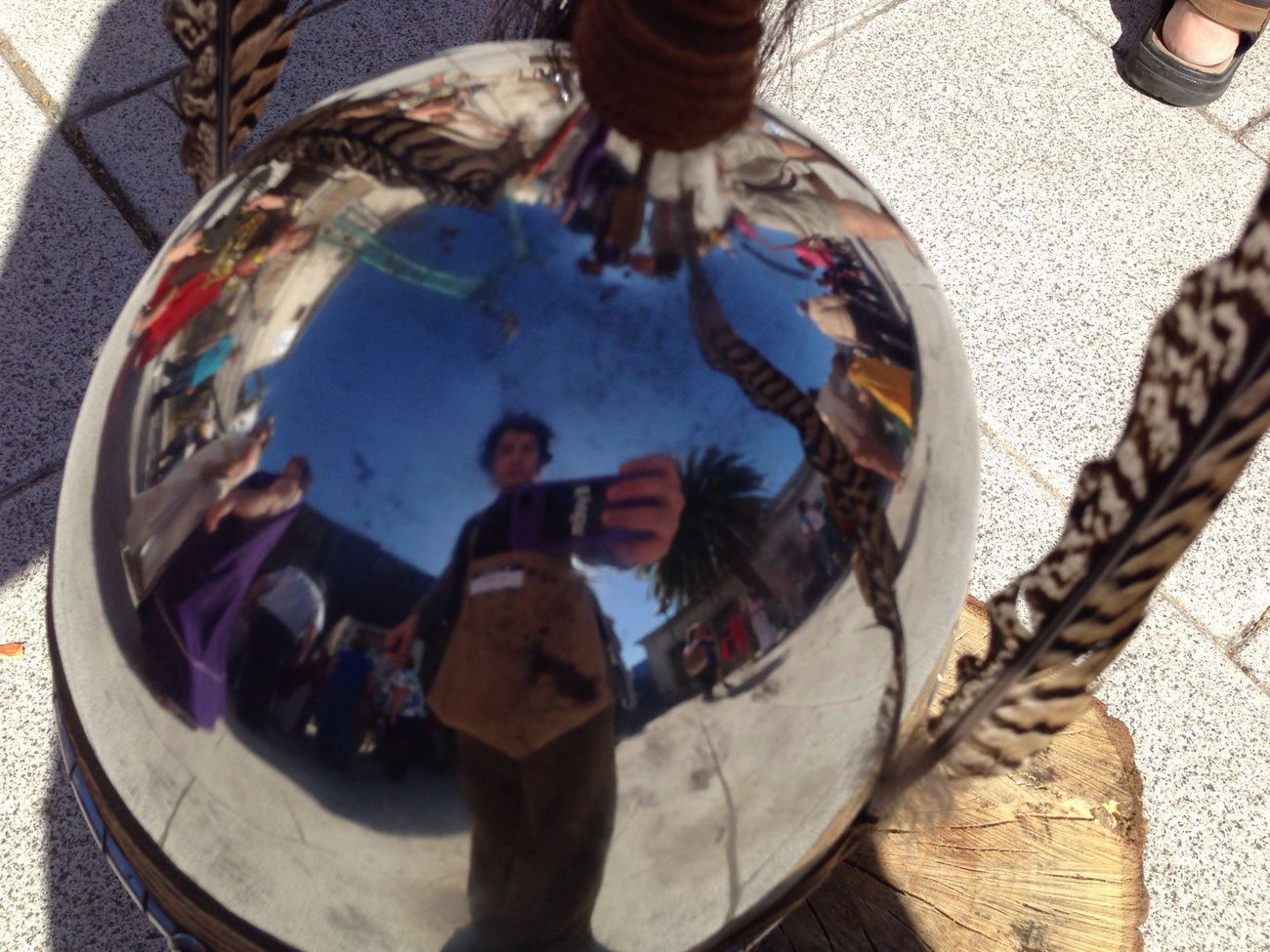 Arde Lucus EyeEm Meetup is here! Selfie Reflection 165. Helmet reflection One Photo A Day 2014