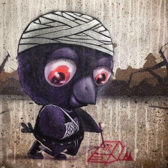Need home. Pray for nepal 2015 Pray For Nepal Nepal Muebon Bon Bangkok Thailand Street Art Painting Art Graffiti Art