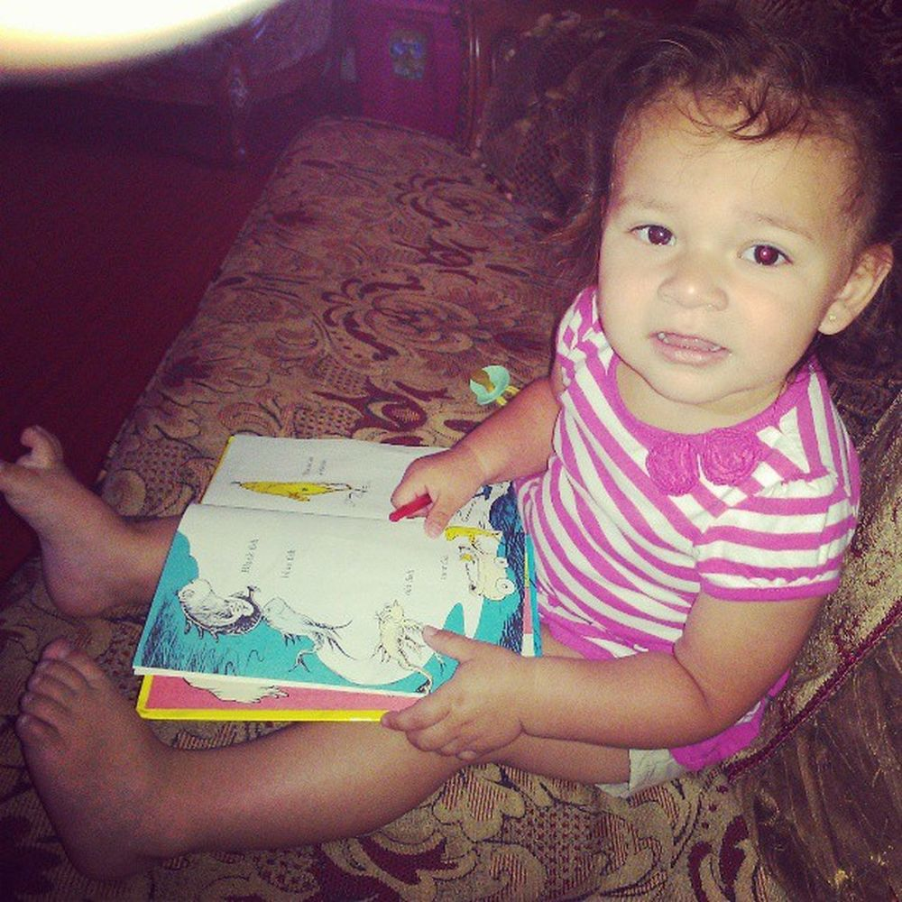She reads better than I do Smartbaby Ifeelstupid