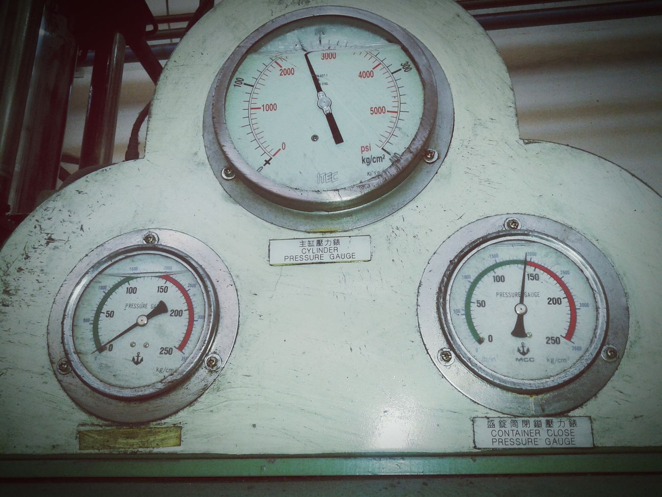 Control Meter - Instrument Of Measurement Technology Work Time Work In Progress Metal Industry No People