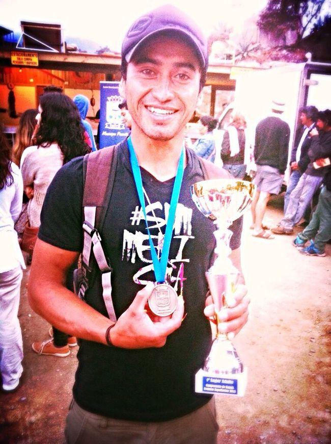 1' lugar carrera kayak , semana zapallarina 2015 ???✌️?✌️ That's Me Summerismagic I Love My Job! My Work Excercising