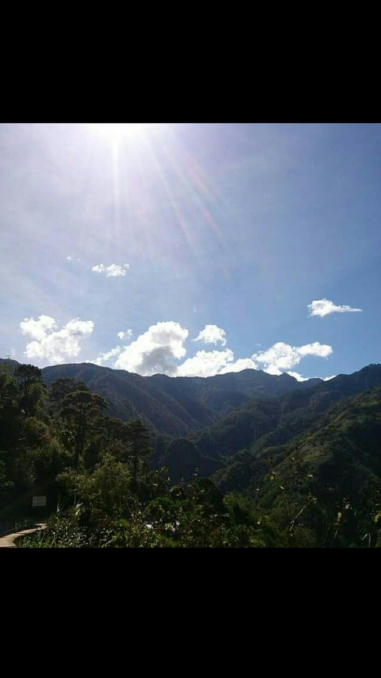 Baguio City in Philippines.
