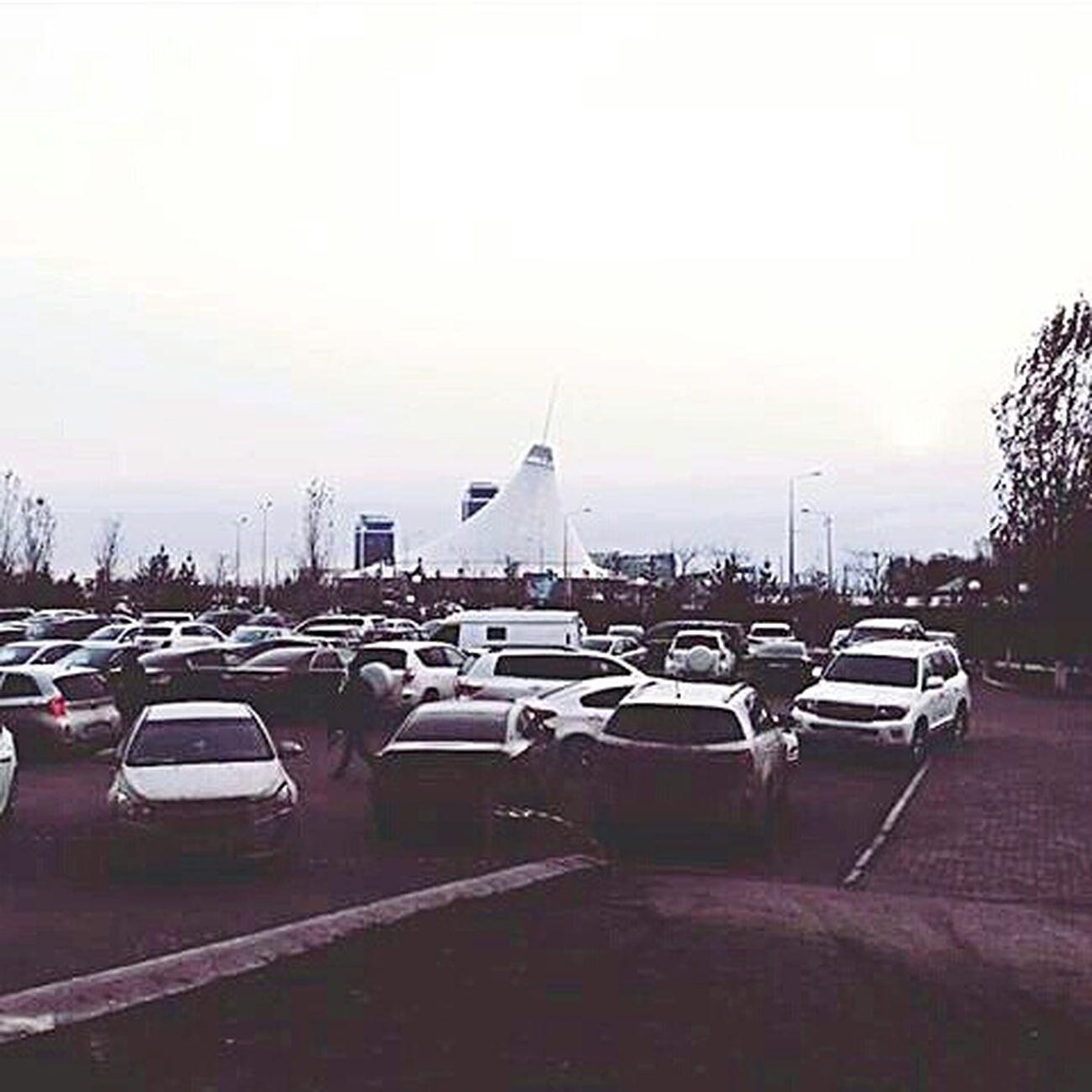 Astana, Khanshatyr)) Car Day Archival