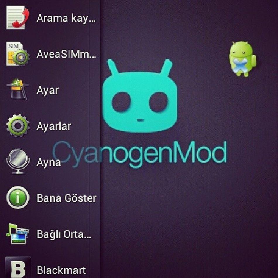 Cyanogen Cyanogenmod Cyanogen
